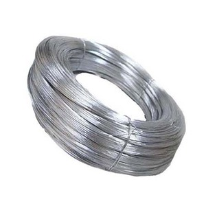 hot dipped zinc coated galvanized wire