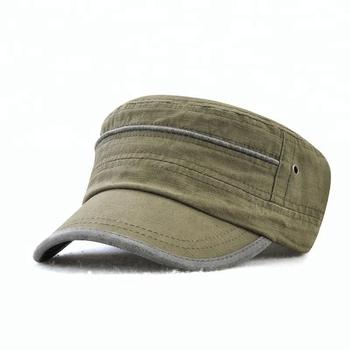 1feabea55ee2a2 Vintage Plain Canvas Flat Top Military Beret Caps - Buy Military Beret ...