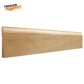 Grey Laminate Floor Trim Strip Wall Baseboard Molding Buy