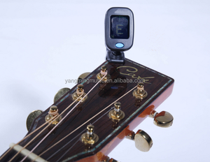 Electric Guitar Tuner Universal Chromatic Bass Violin Ukulele