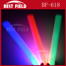 4.5*40cm 7Function glow led party flashing foam stick