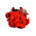 water cooling 6 cylinders Cummins ISB170 50 diesel engine for truck