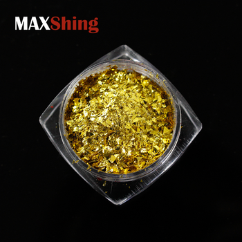 Flake Glitter Manufacture Gold Flakes Foil Metal Flake For Nail Polish And  Car Paint - Buy Flake Glitter,Plastic Flakes Glitter For Make Up,Cosmetic  ...