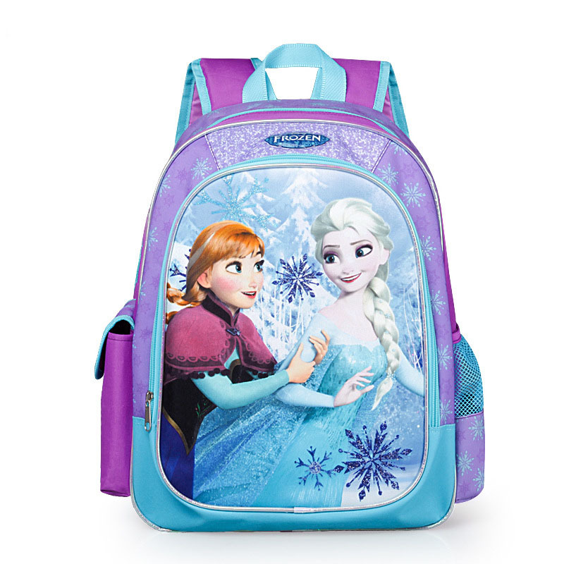fb359c14fefa Primary Student Cartoon Princess Anime School Bag Children School Bags For  Girls School Backpack mochila infantil escolar A5134