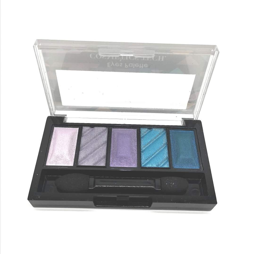 Wholesale Custom Makeup Multi Color Shimmer High Pigment Make Your Own Eyeshadow Palette