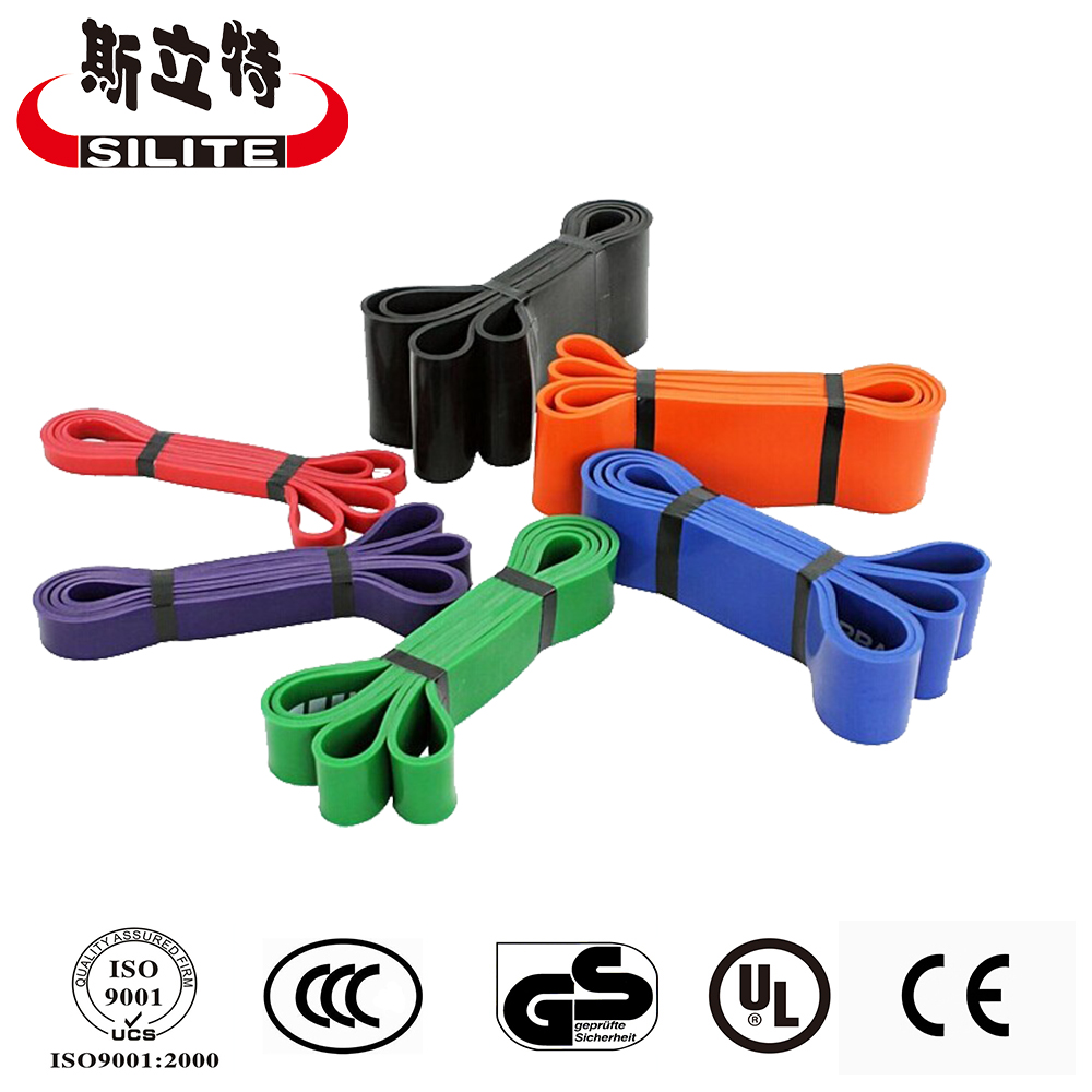Hot new products for 2016 Colorful Resistance loop bands pull up power band,power band loop