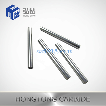 Finish grinding carbide round bar made of Tungsten carbide