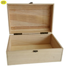 Wholesale Custom Wooden big storage box Treasure Chest made in China