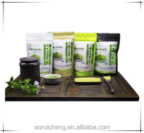 USDA Organic Premium Grade Matcha Green Tea Powder - 4uTea   4uTea.com