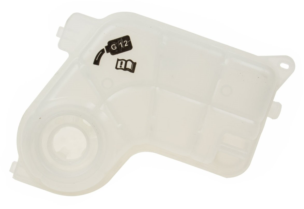 Behr Hella Service 376755201 Engine Coolant Recovery Tank Mercedes Benz Applications