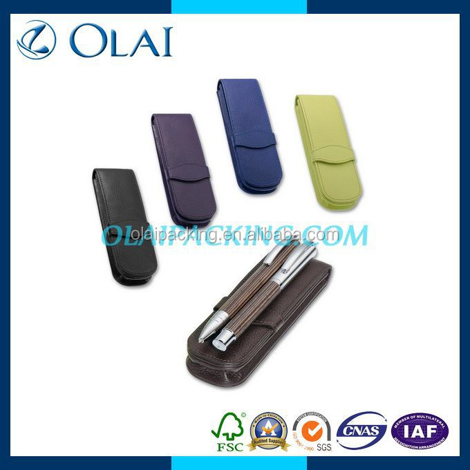 deluxe color pen box for packaging in packing box for business