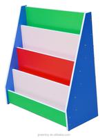 wooden book cases kids shelf