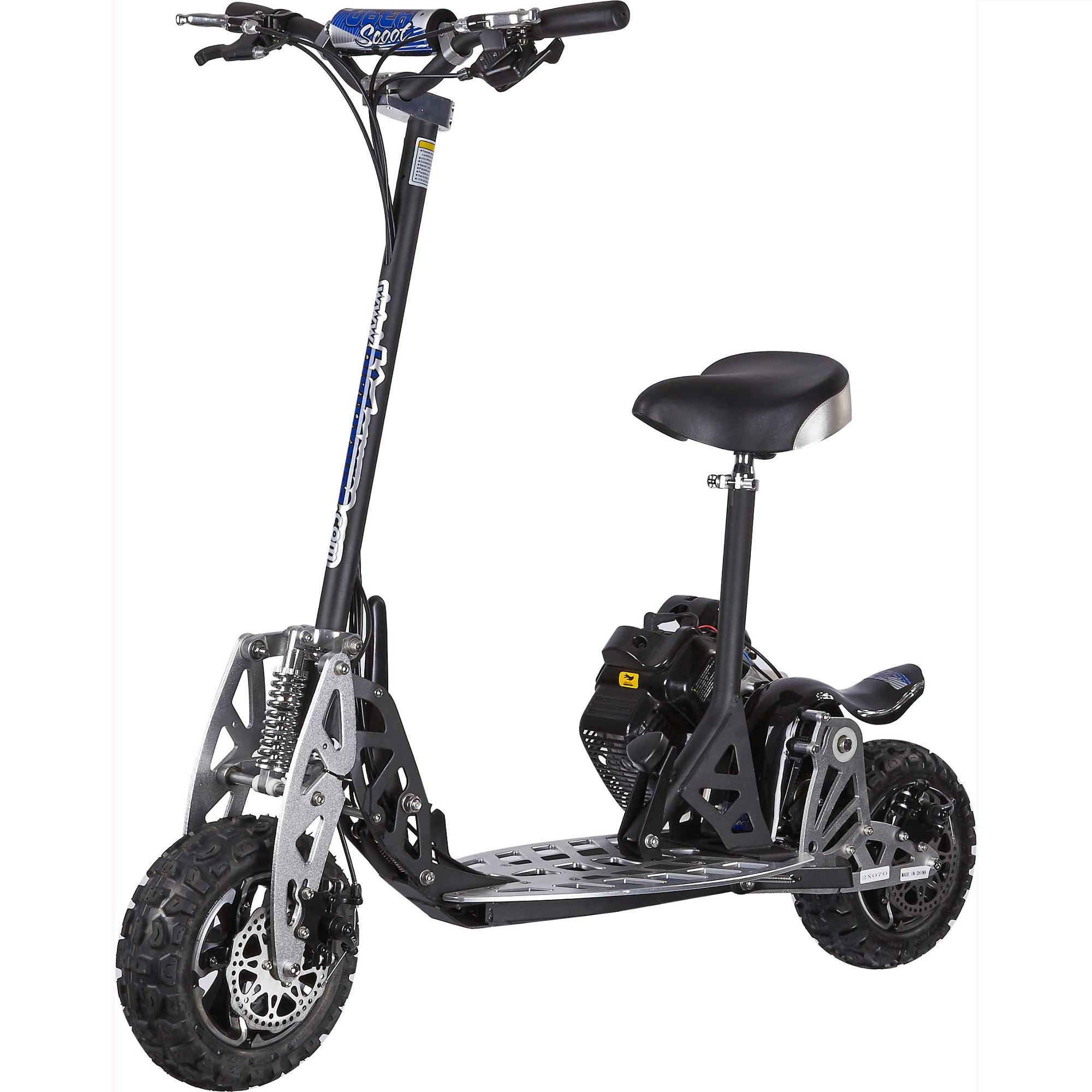 Uberscoot 49CC 2 t gas powered scooter vendita calda