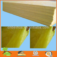 under deck roofing thermal insulation glass wool panels