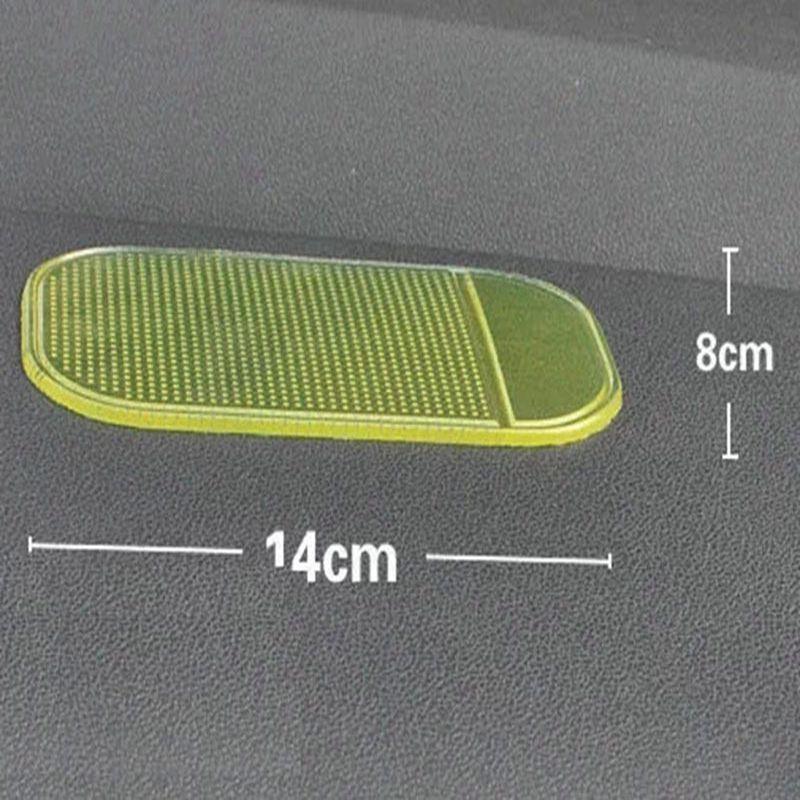 Силикагель магия важная Pad антискользящая номера коврик для телефонов PDA mp3 mp4 автомобилей AccessoriesFree судоходства