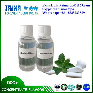 Xian Taima High Concentrated Mint Oil Flavor for Chewing Gum