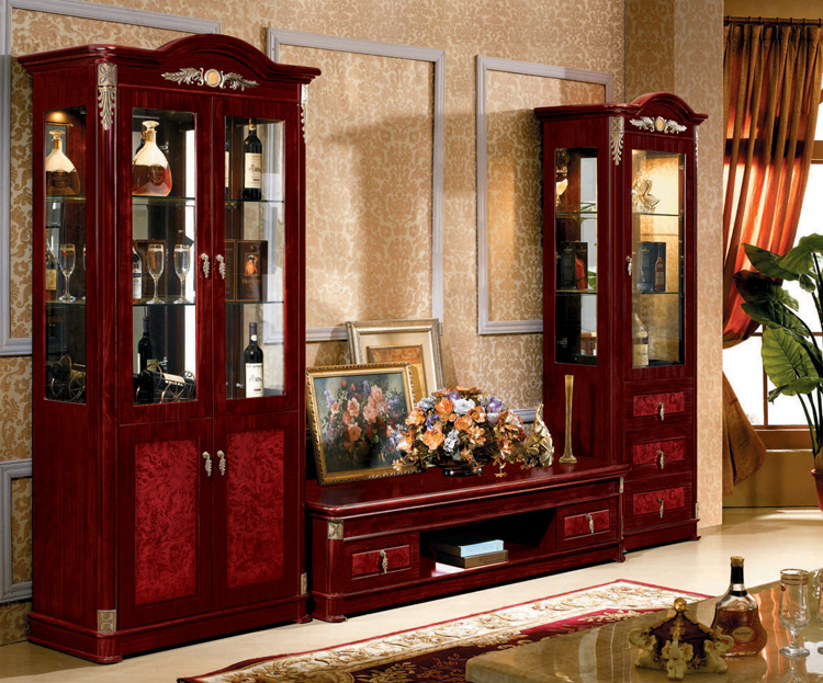 Arab Modern Curio Cabinet And Tv Stand Beautiful Home Furniture ...