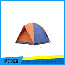 Single Layer and 3-4 Persons Tent outdoor tent or double layer cheap pop up tent