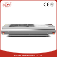 Chuangyu Whoelsale Price Japanese Stainless Steel Gas Yakitori Grill Machine For BBQ