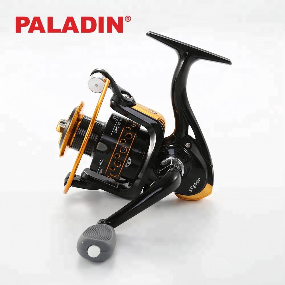 Paladin Low MOQ 10BB Metal Spoon 2000--7000 Size Saltwater Fishing Reel Spinning, Customized