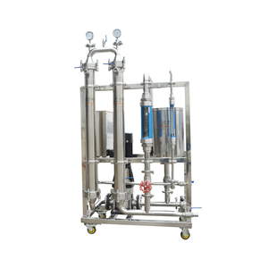 Industrial Waste Water Treatment With Microfiltration Ultrafiltration Ceramic Membrane Equipment
