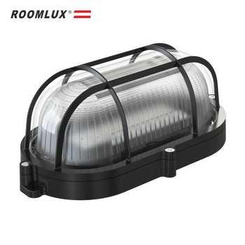 Outdoor Lights Plastic Bulkhead Light