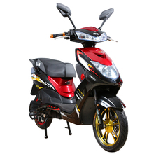 500w 48/60Volt electric moped motorcycle for sale