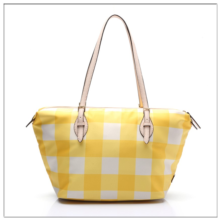 summer yellow fashion famous brand college bags for girl leather purses and handbags