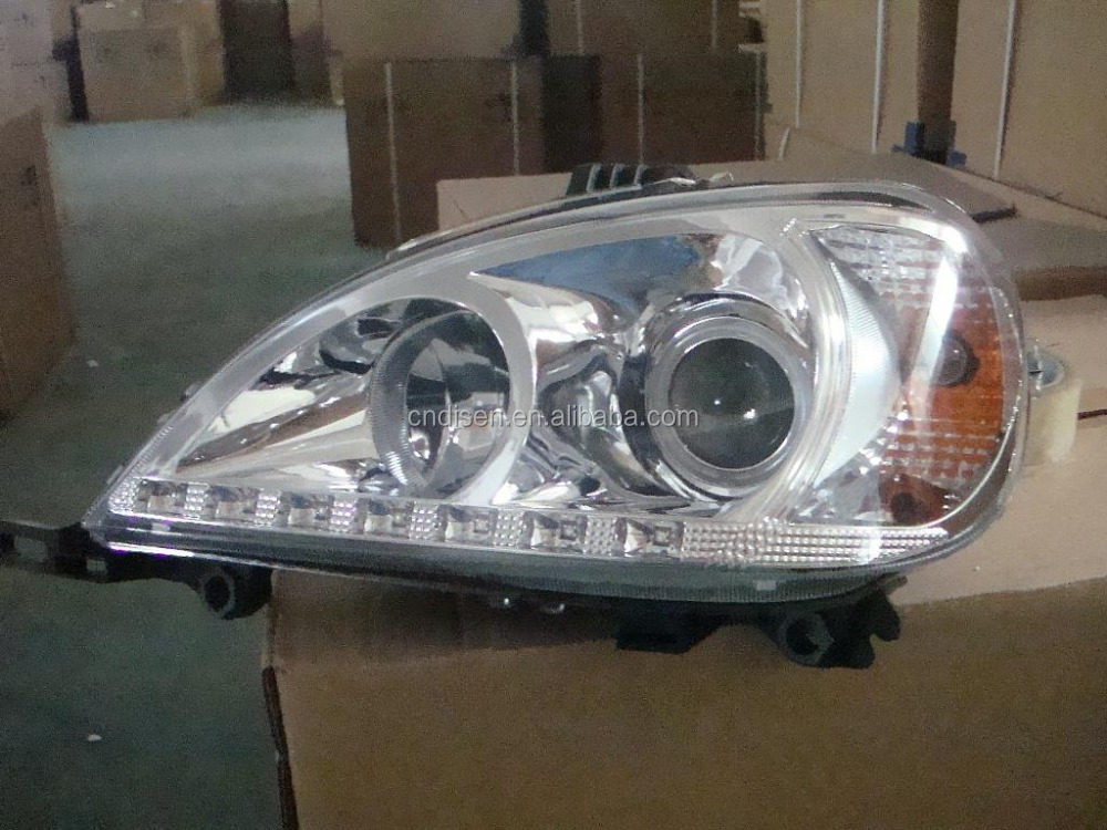 LED Head Lamp For Mercedes Benz W163 M CLASS 98-05 ML 320 ML 430