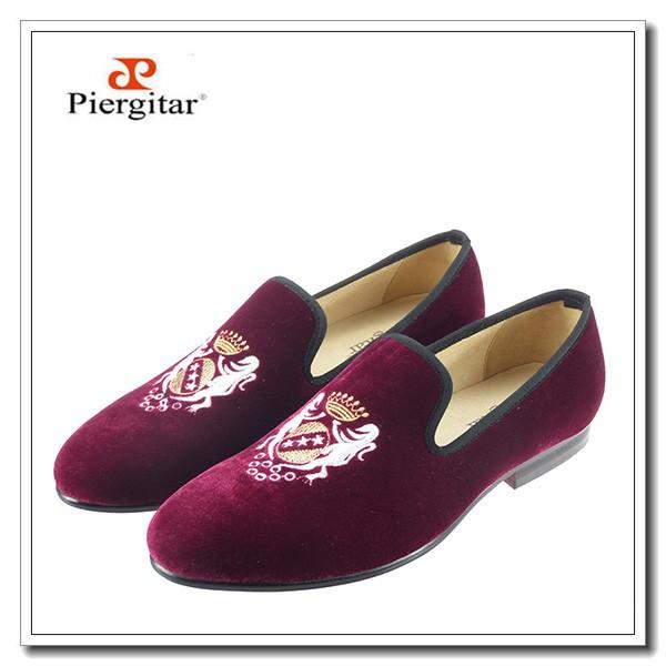 Velvet Men Casual Supplier Shoes Loafers Navy For qvgx6q0