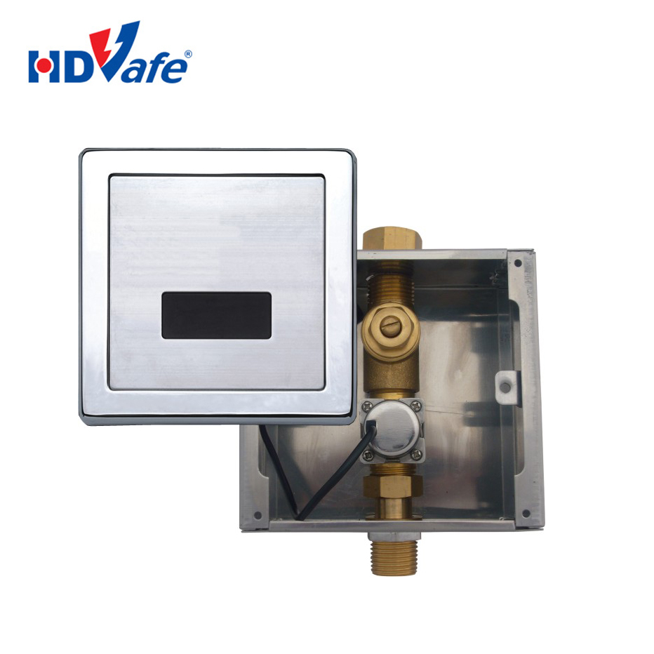 Wall Hung Infrared Toilet Auto Flush Urinal Sensor