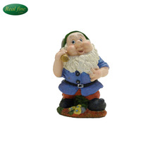 Wholesale resin dwarf gnomes statue for garden
