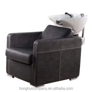 washing machine control unit hair spa washing chair modern shampoo bowl bed H-E126