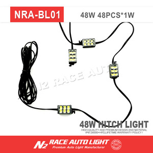 N2 Auto Race Factory LIFETIME WARRANTY Truck Bed LED Multicolor Pickup Liner Kit Fit for Dodge RAM Box Lighting 2WD