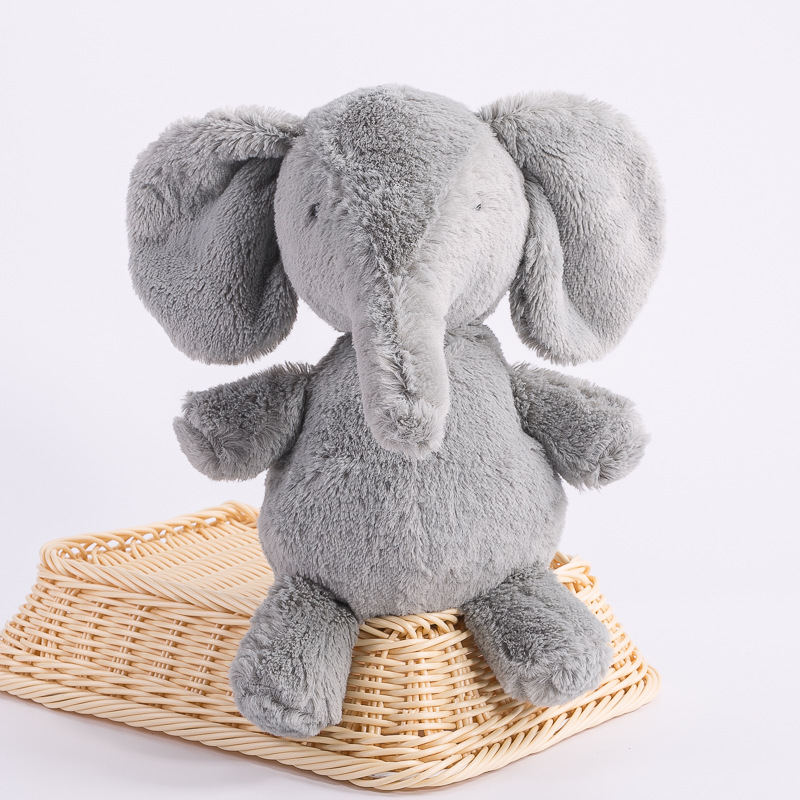 Baby Infant Elephant Plush Toys Comfortable dolls Developmental Activity Boy Girl Cute Soft Toys
