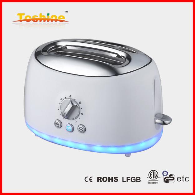 Led Light Toaster ~ Only uncomfortable old world blues toaster holotape spoken