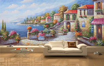 panoramic mural paint paper wallpaper venice italy design wallpaperpanoramic mural paint paper wallpaper venice italy design wallpaper mruals