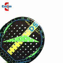Personalizado de alta qualidade 3 k graphite & carbono <span class=keywords><strong>paddle</strong></span> ténis de praia/padel <span class=keywords><strong>raquete</strong></span> tenis OEM
