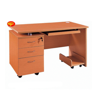 Latest design office furniture wooden office computer table