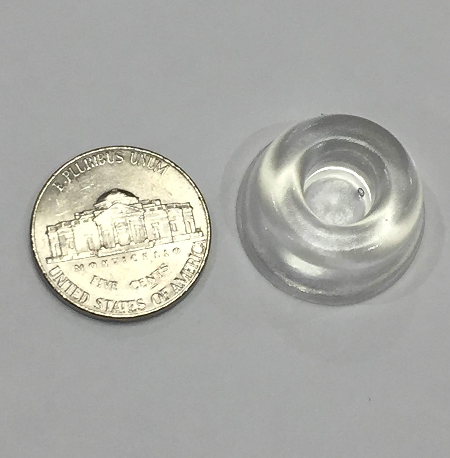 Transparent Furniture Bumpers for Cushion Against Collision