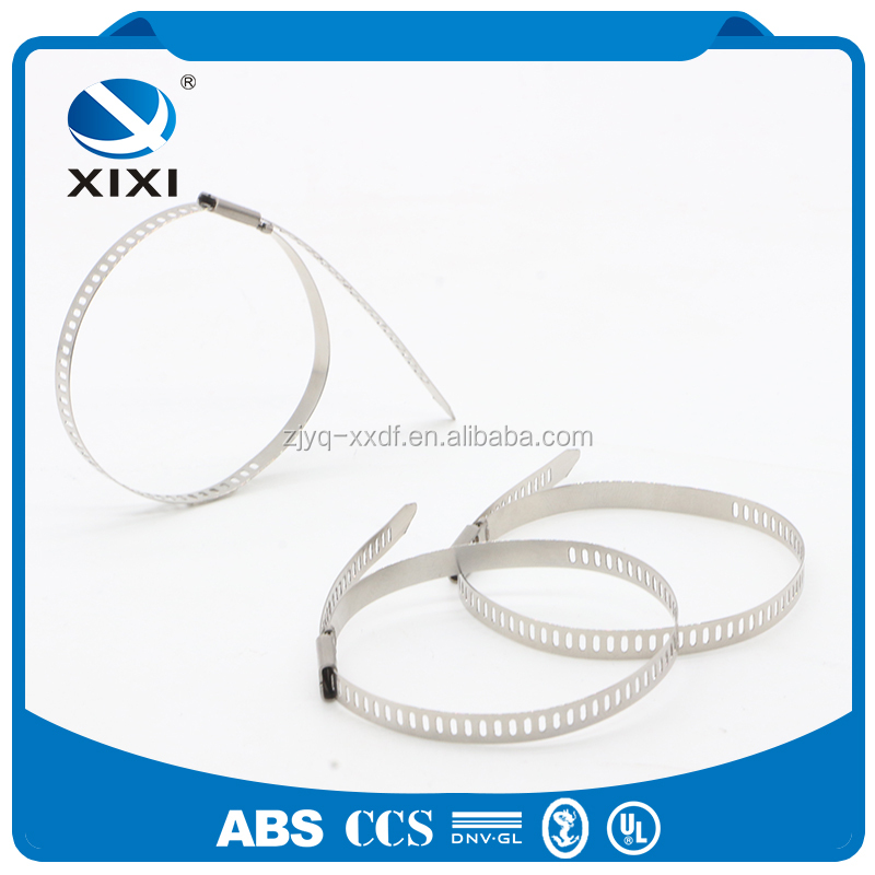 high temperature outdoor cable ties stainless steel cable for sale