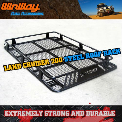 4x4 Roof Rack For Toyota Land Cruiser 200 Series