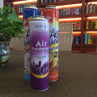 empty refillable automatic aerosol tin cans for air freshener