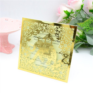 Wedding Card Type and Thai Celebrity Style animal wedding invitation card