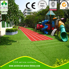 2019 China artificial landscape grass home garden green colour 35mm thick