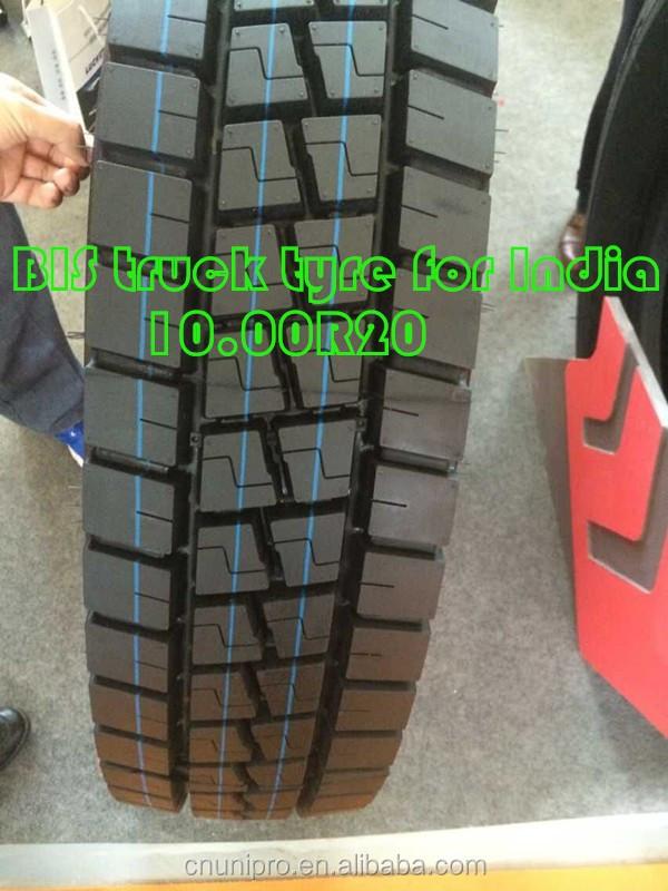Bis Certificate As Yinbao Hifly Radial Truck Tyre Tbr Tire 10.00 ...