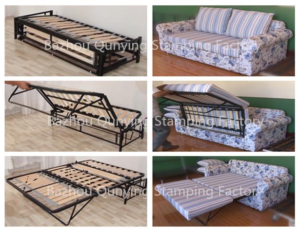 Metal Folding Sofa Bed Frame Supplier