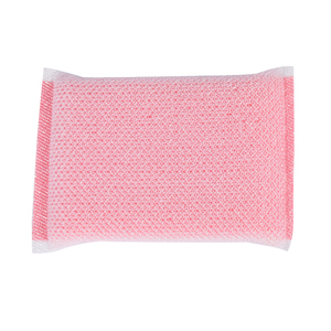 nylon sponge scourer for dish washing
