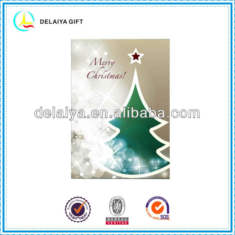 2013 new design Ablaze Christmas Cards