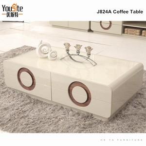 Moroccan Style Bright Colored Coffee Table Design J824a